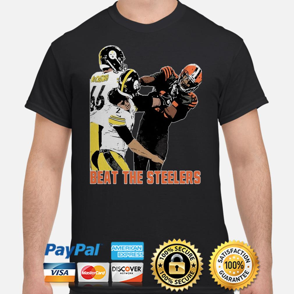 David Decastro Beat the Steelers shirt