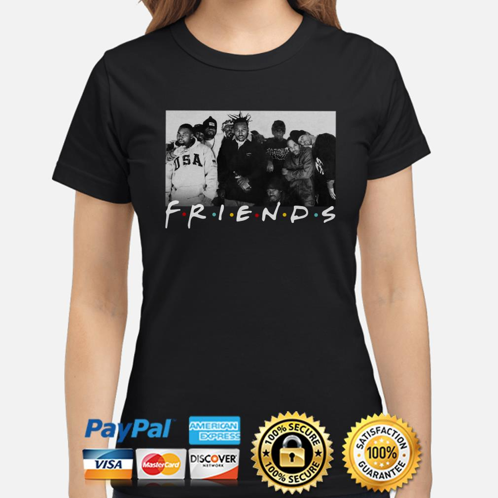 I am Hip Hop Friends TV show ladies shirt