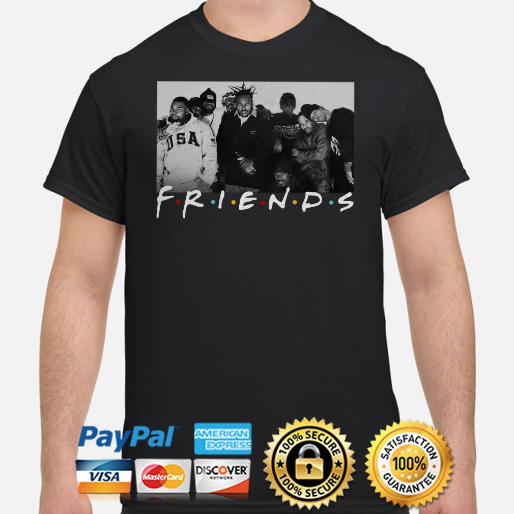 I am Hip Hop Friends TV show shirt