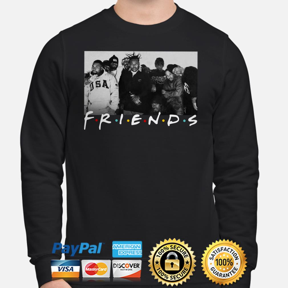 I am Hip Hop Friends TV show sweater