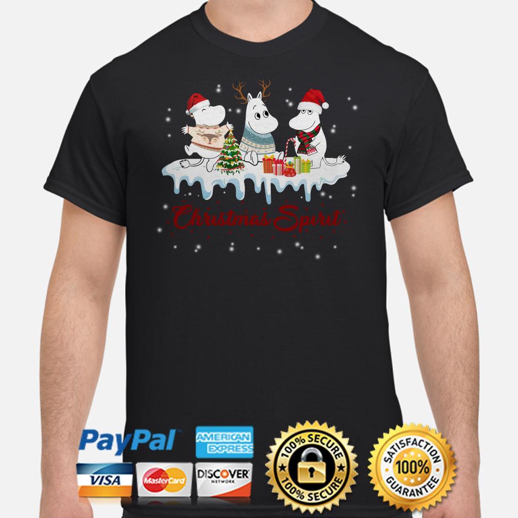 Santa Hippopotamus Christmas Spirit shirt