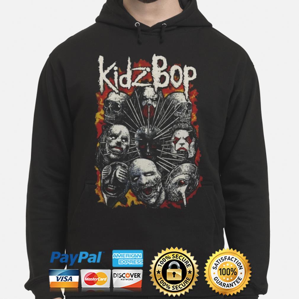 SlipKnot Kidz Bop Hoodie