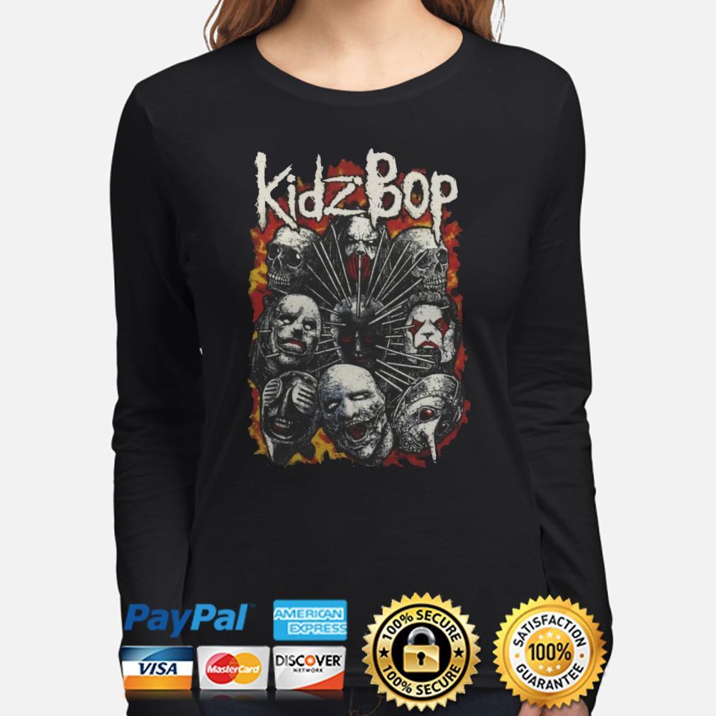 SlipKnot Kidz Bop Long sleeve