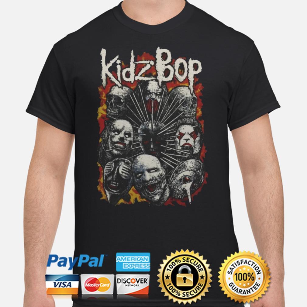 SlipKnot Kidz Bop shirt