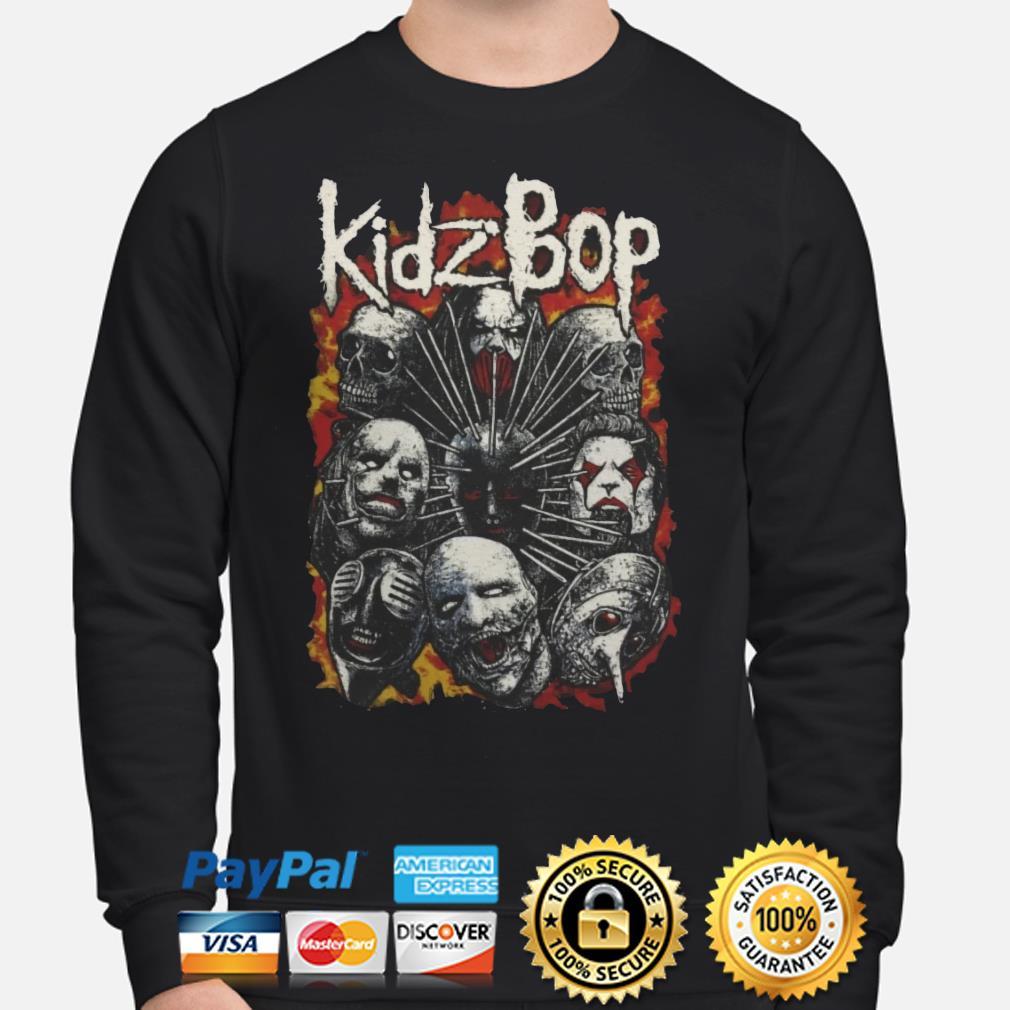 SlipKnot Kidz Bop Sweater