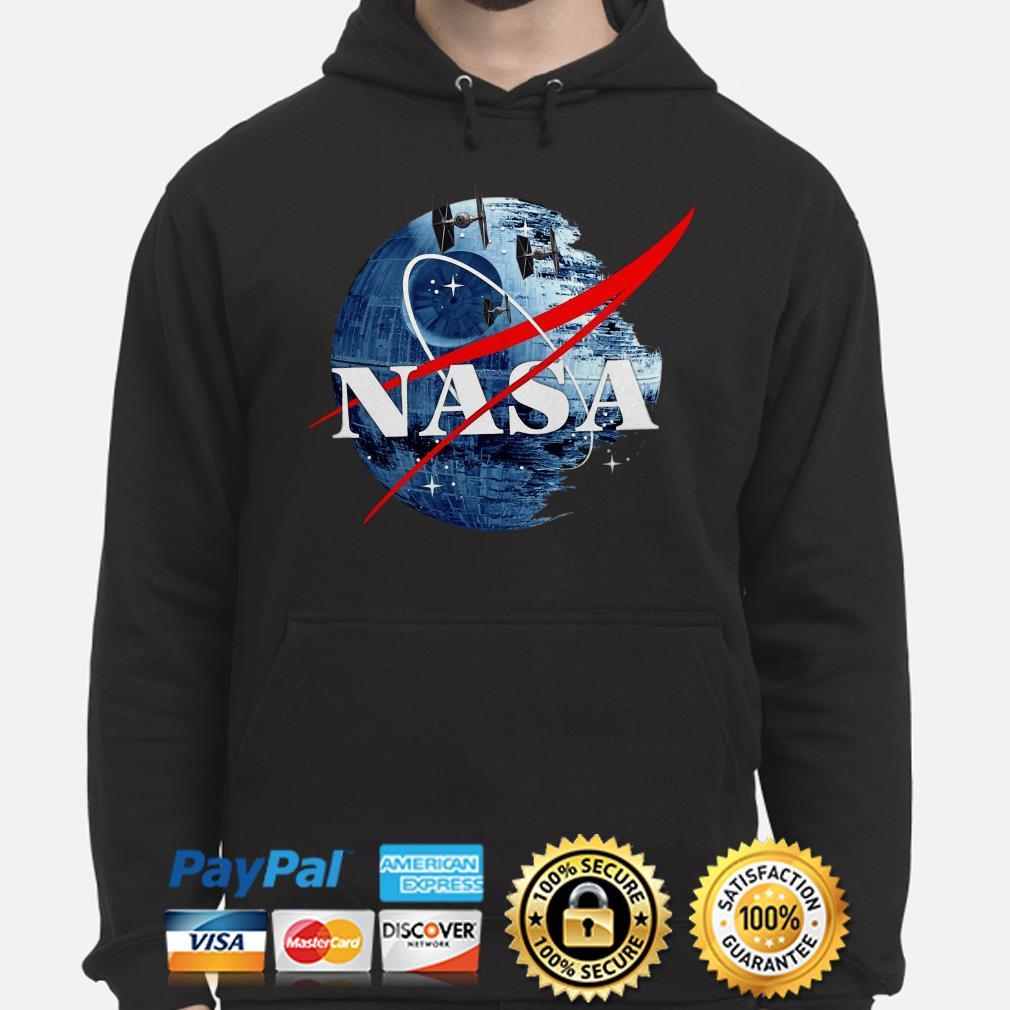 Star Wars Death Star Nasa hoodie