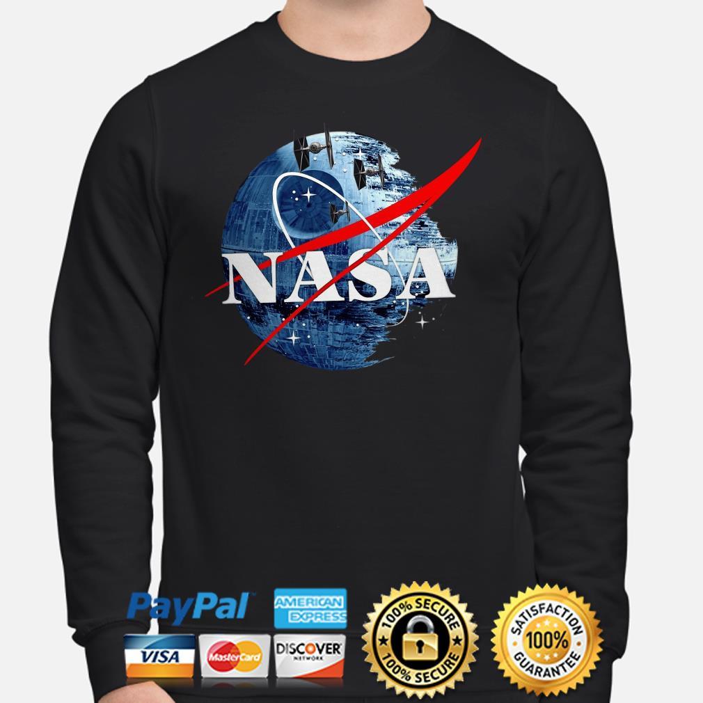 Star Wars Death Star Nasa sweater