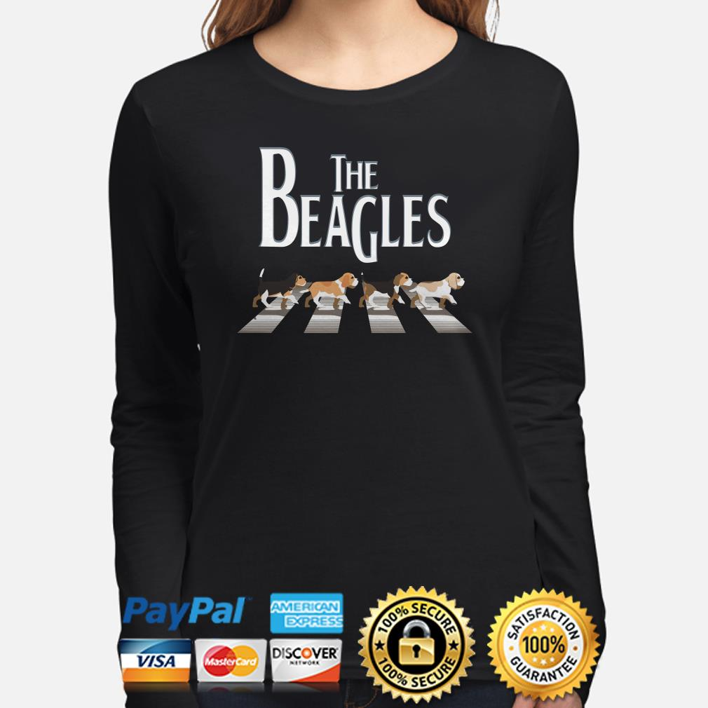 The Beagles Abbey Road Long sleeve