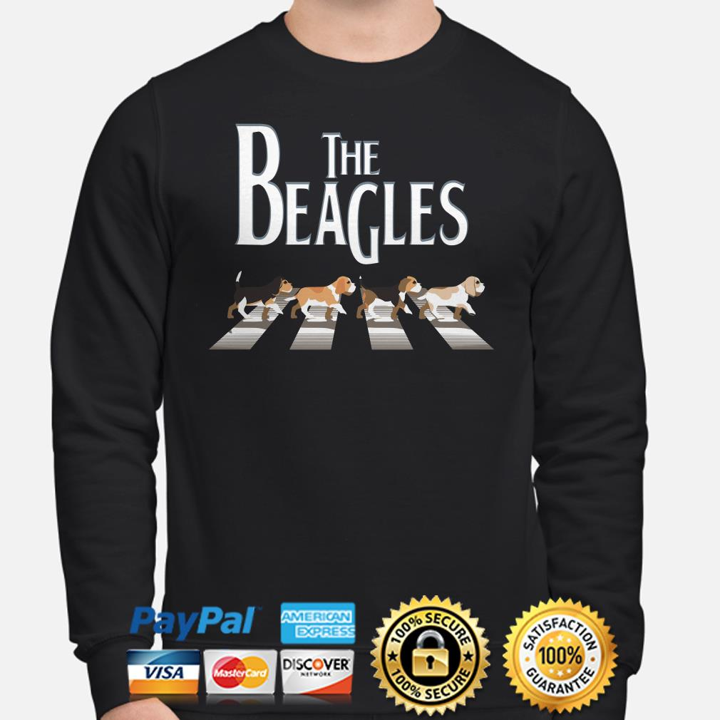 The Beagles Abbey Road Sweater