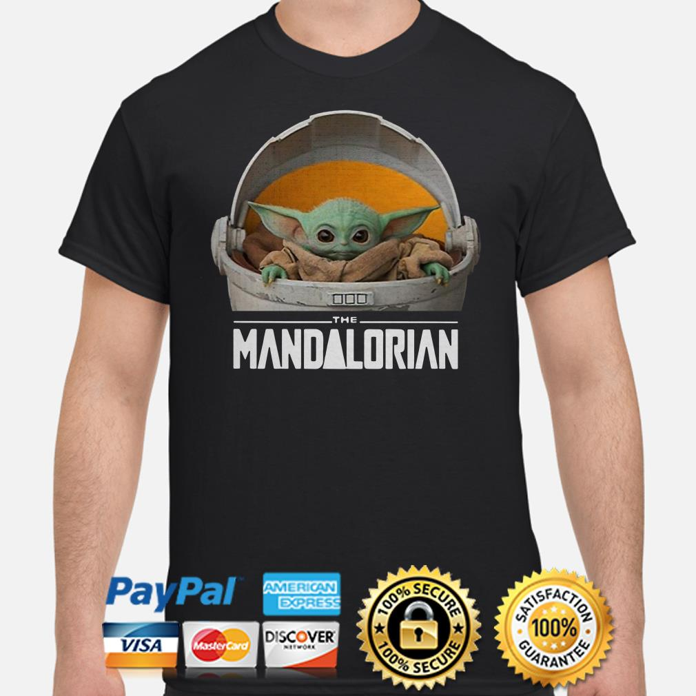 Baby Yoda the Mandalorian shirt