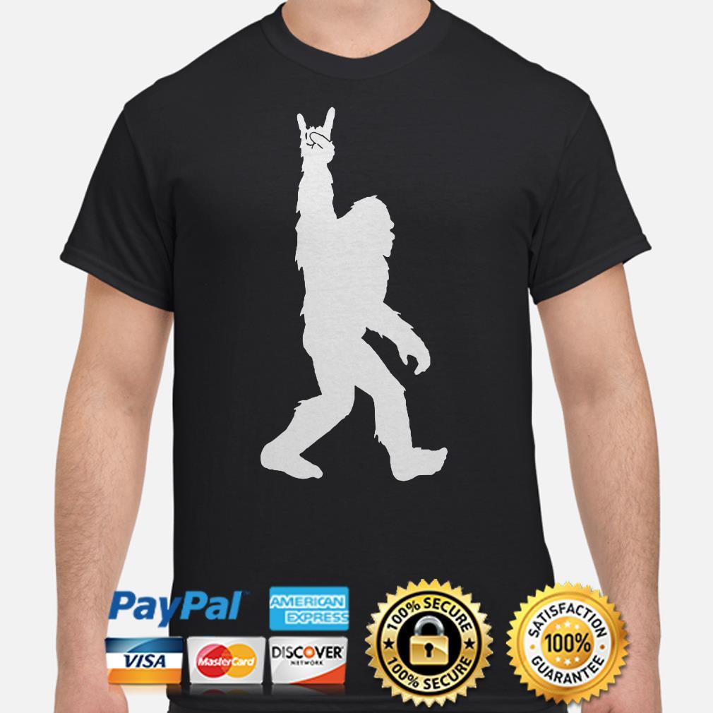 Bigfoot victory signature Champion shirt