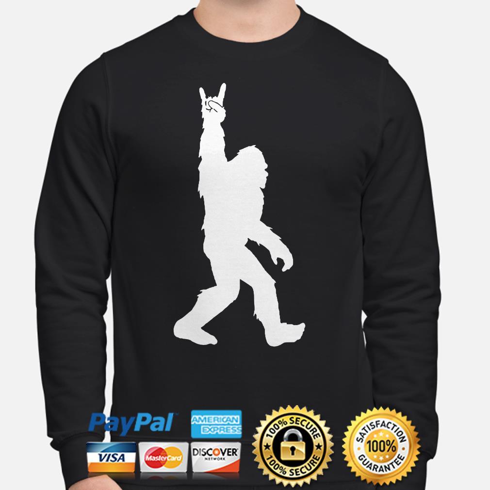 Bigfoot victory signature Champion Sweater
