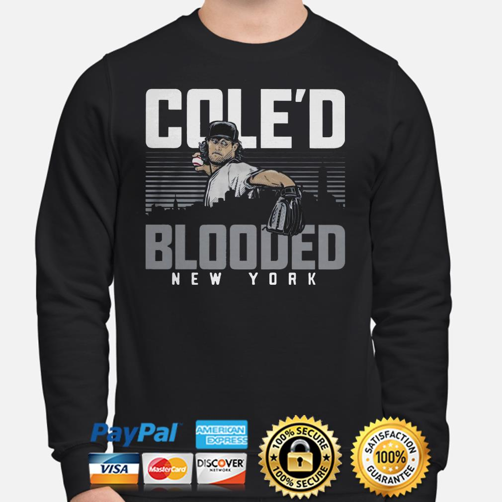 Cole'd Blooded New York Sweater