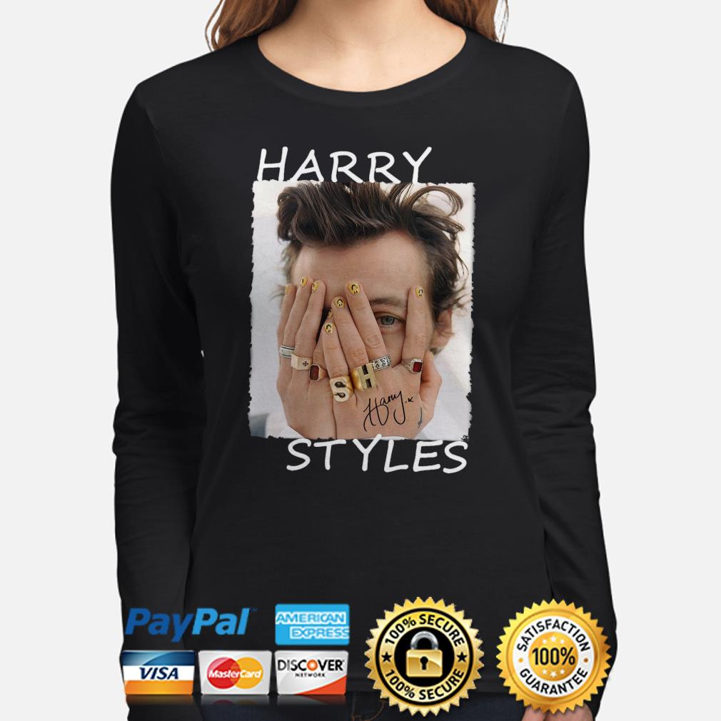 Harry Style signature Long sleeve