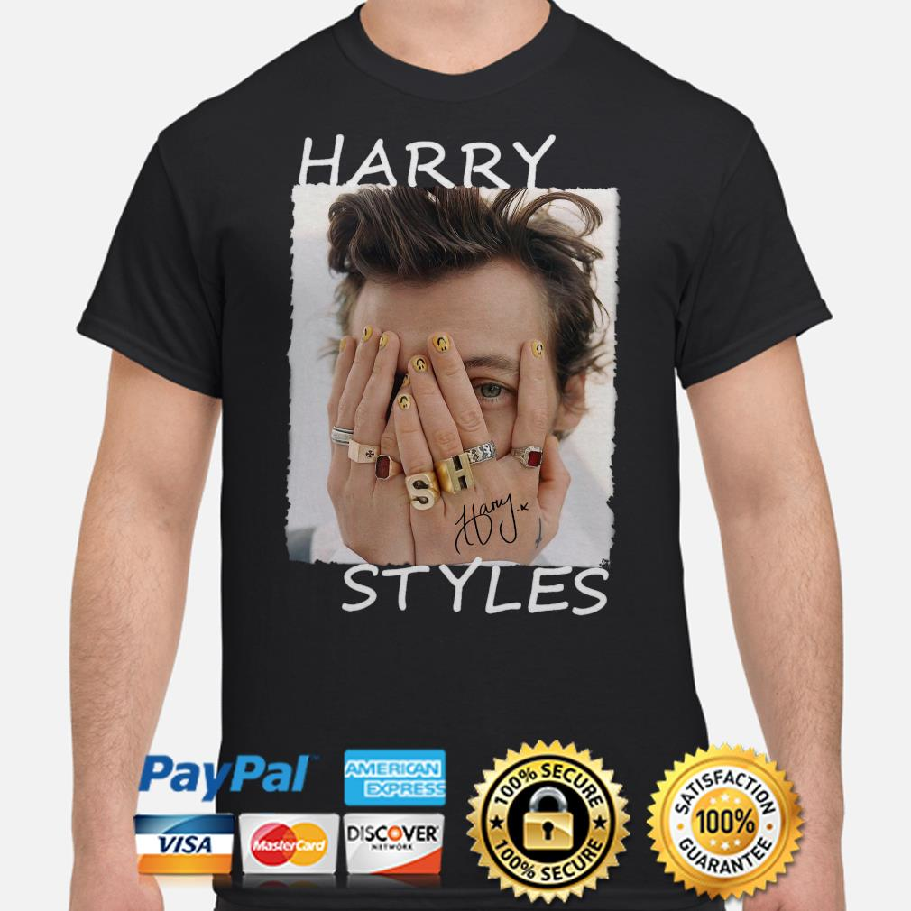 Harry Style signature shirt
