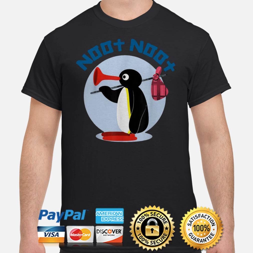 Pingu noot noot shirt