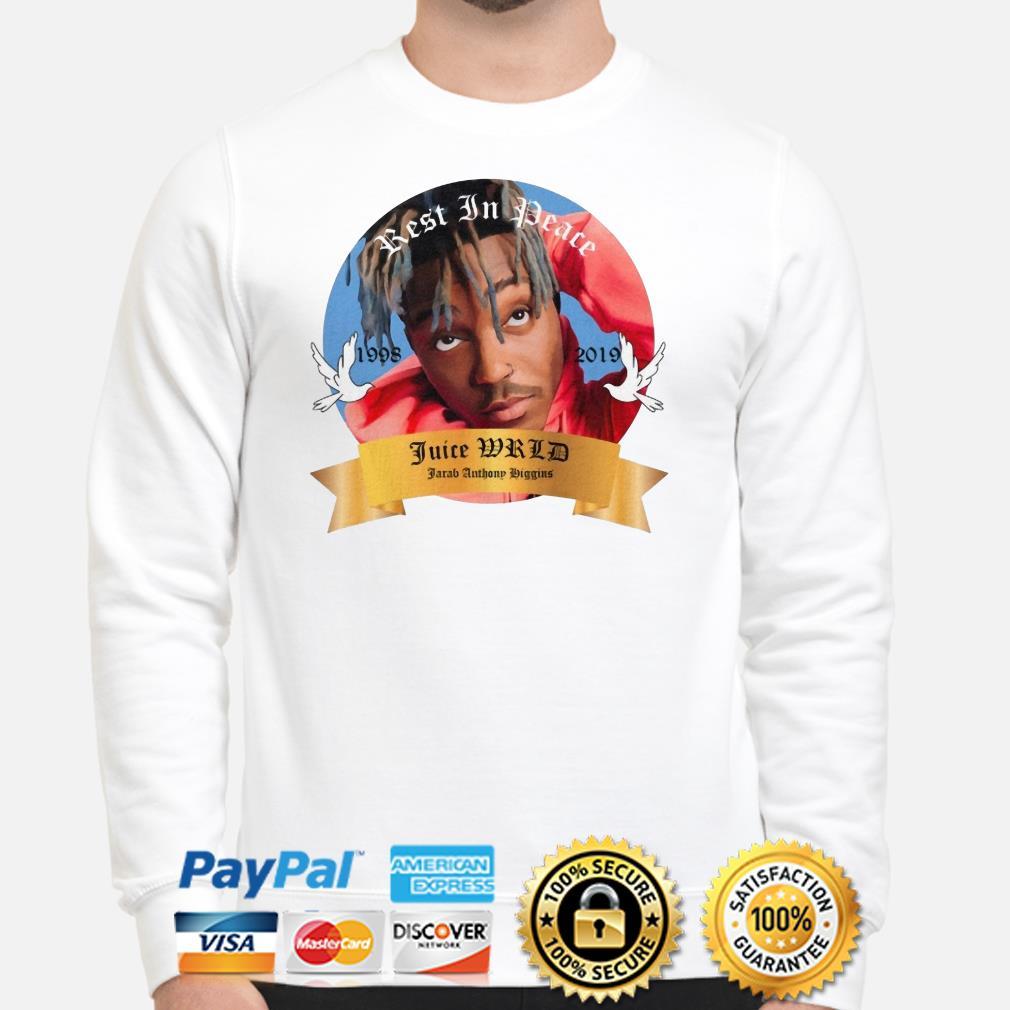 Rest in peace Juice WRLD 1998 2019 Sweater