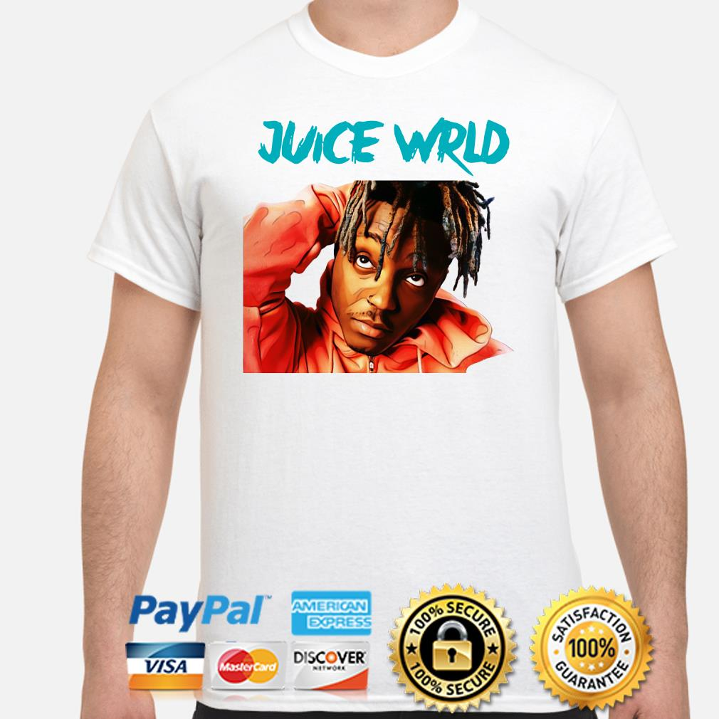 Rest in peace Juice WRLD shirt