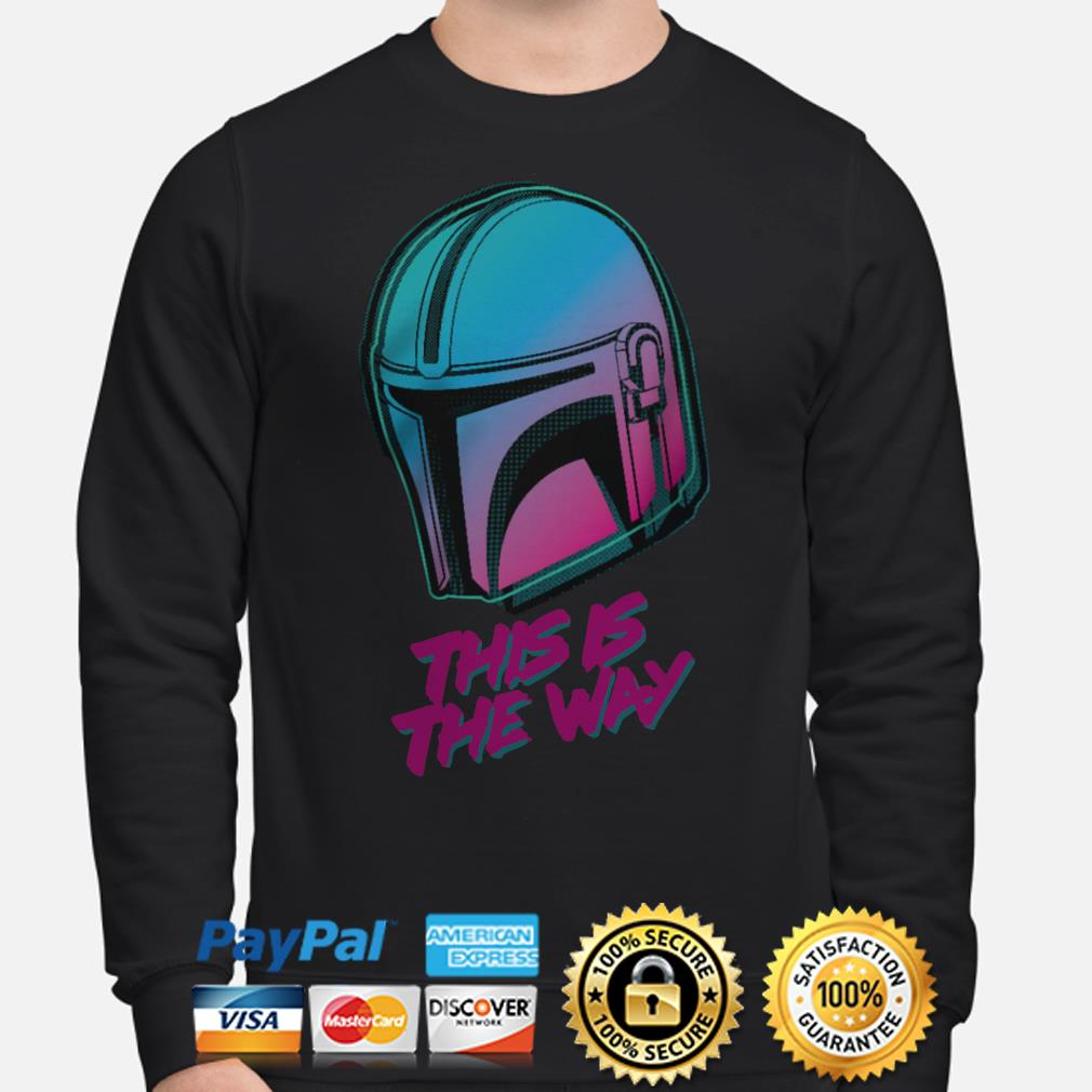 Star Wars this is the way Sweater
