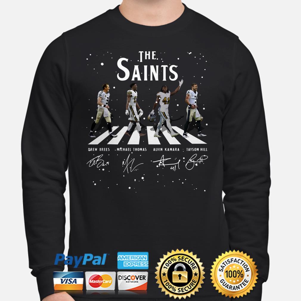The Saints Abbey Road signature Sweater