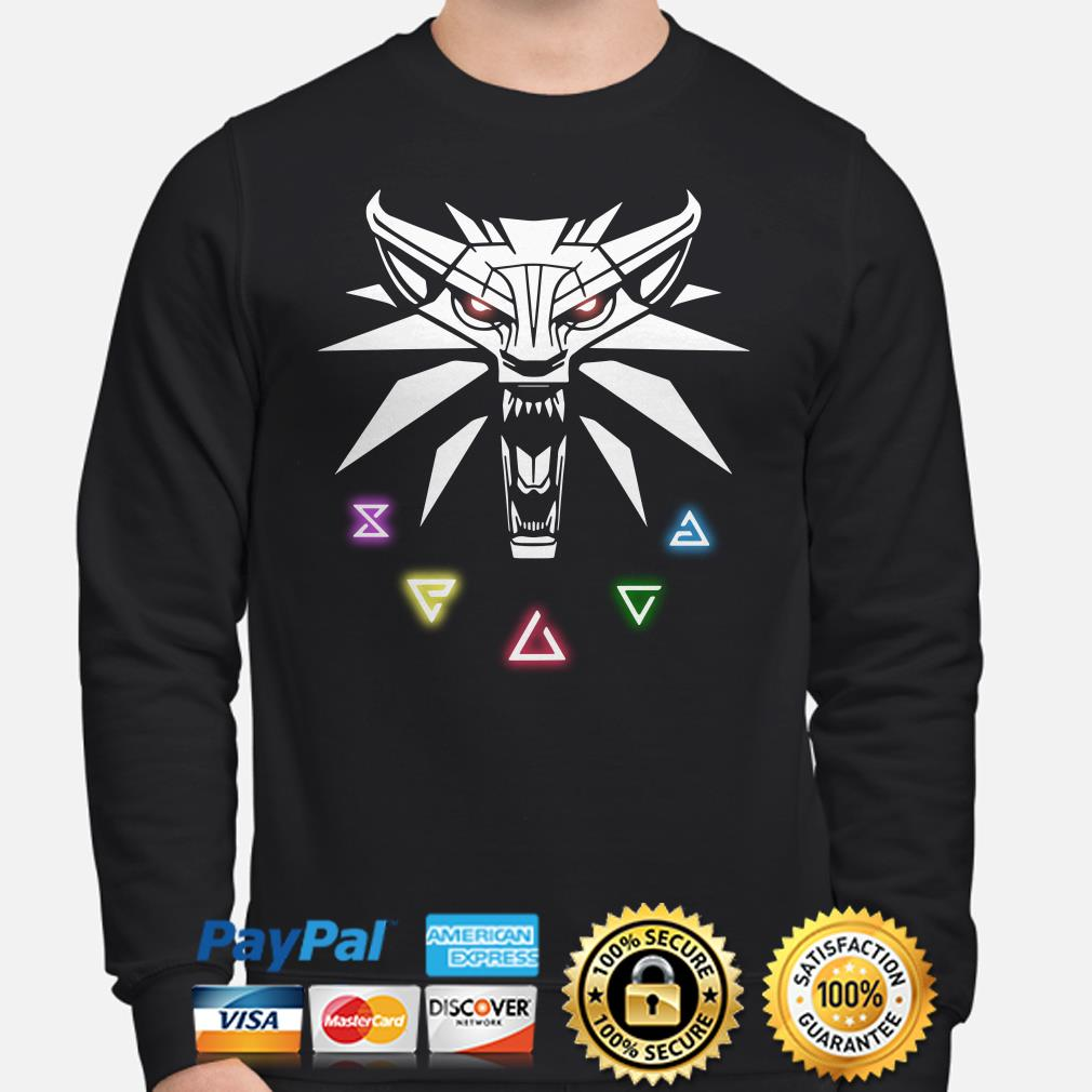 The Witcher Wild Hunt Enamel Pin Sweater