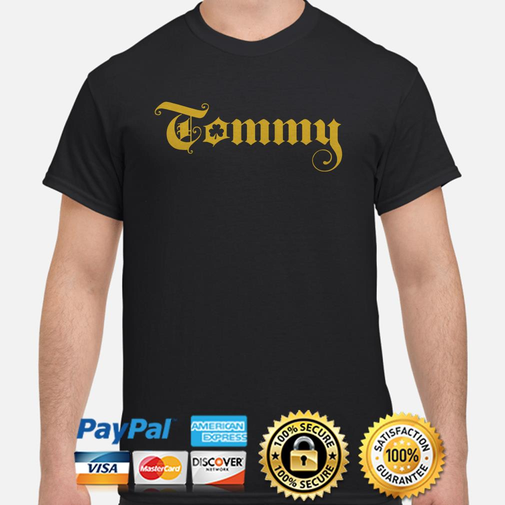 Tommy South Bend Football Shirt