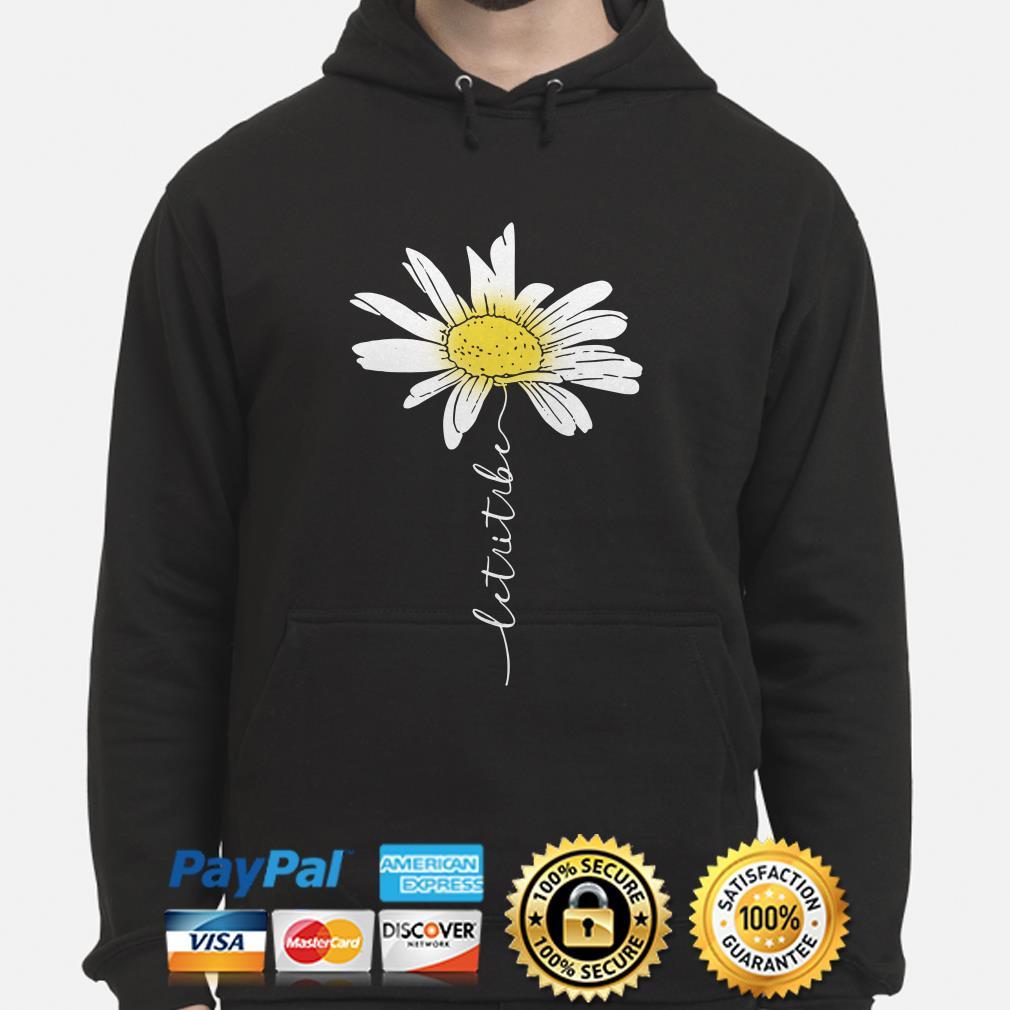 Sunflower let it be Hoodie