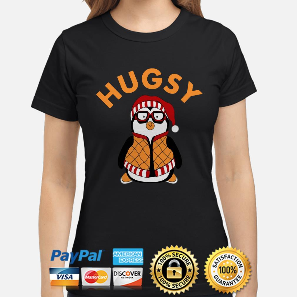 Pingu Hugsy Ladies Shirt