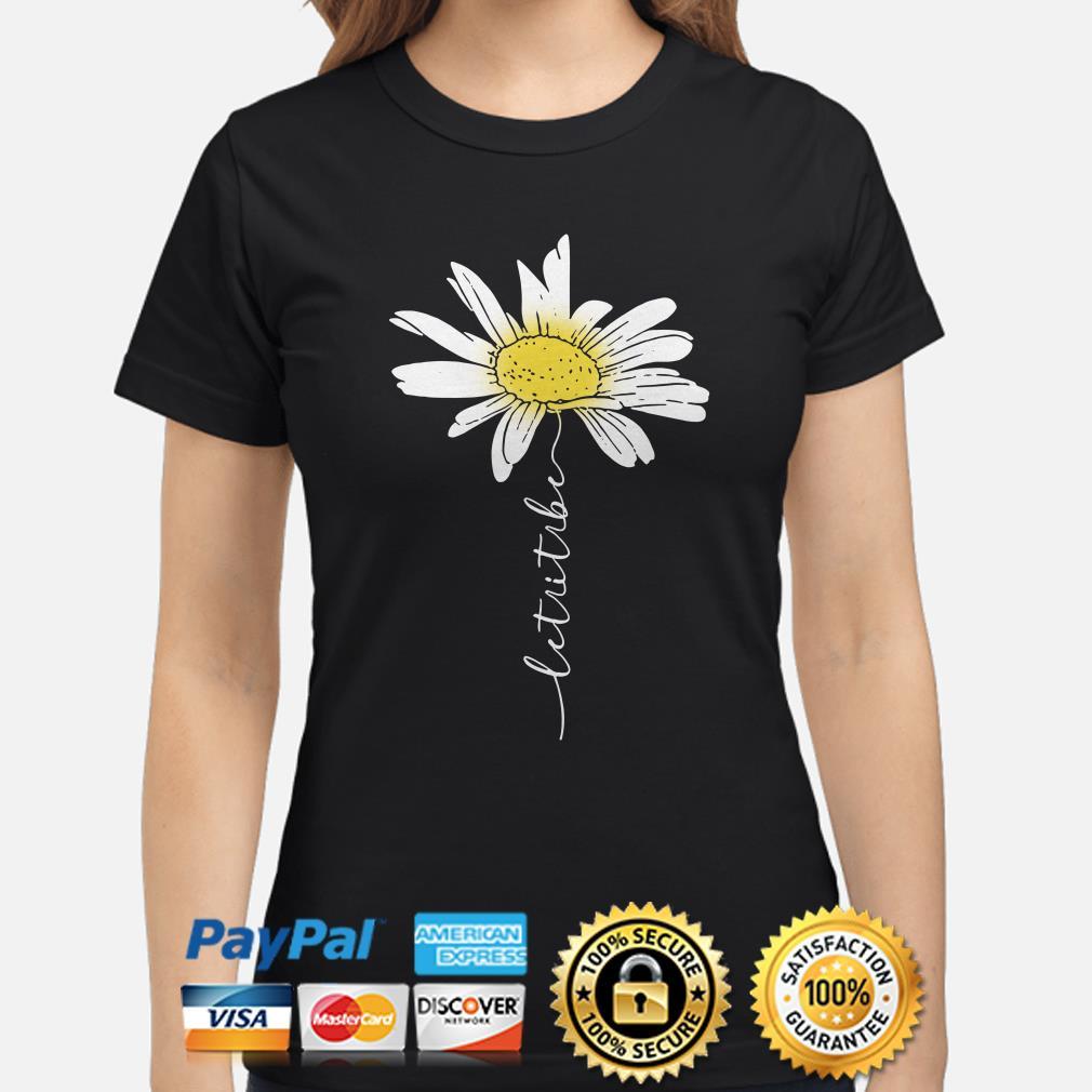 Sunflower let it be Ladies shirt