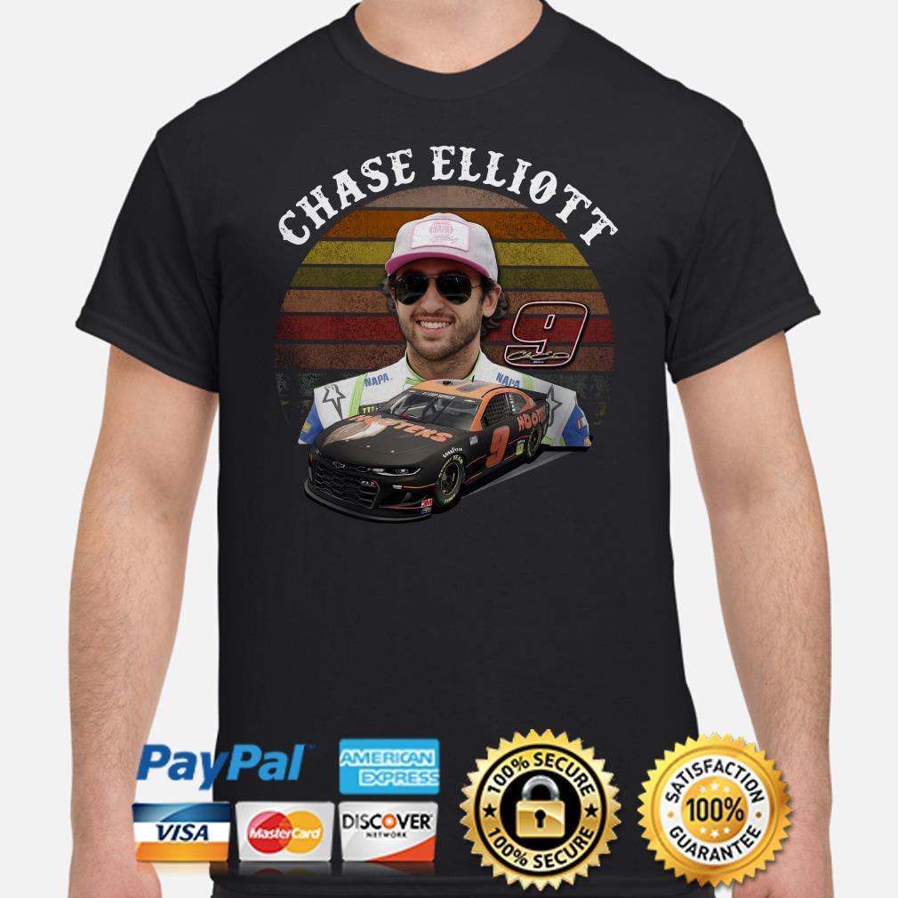 9 Chase Elliott vintage shirt