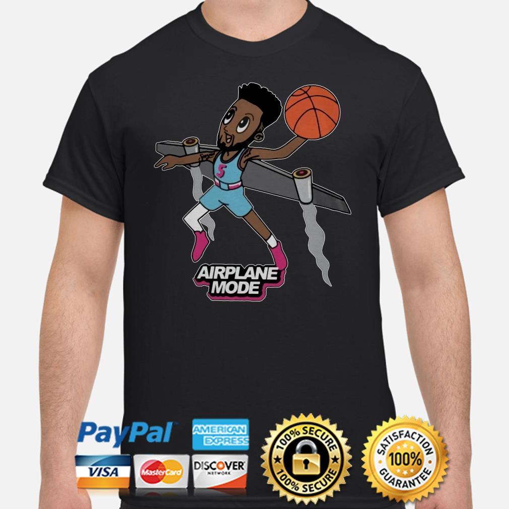 Airplane Mode Derrick Jones Jr For T-Shirt