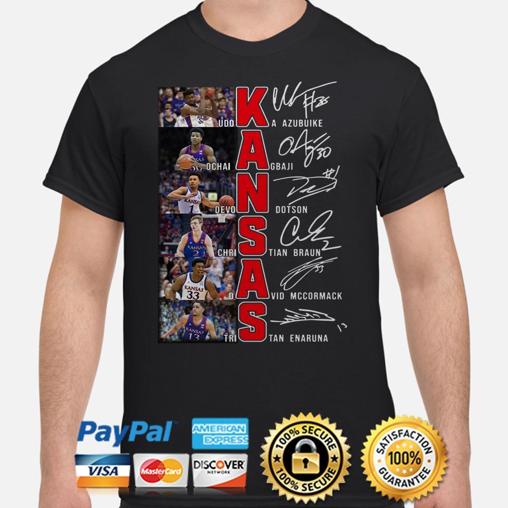 Kansas City Chiefs Signature Shirt