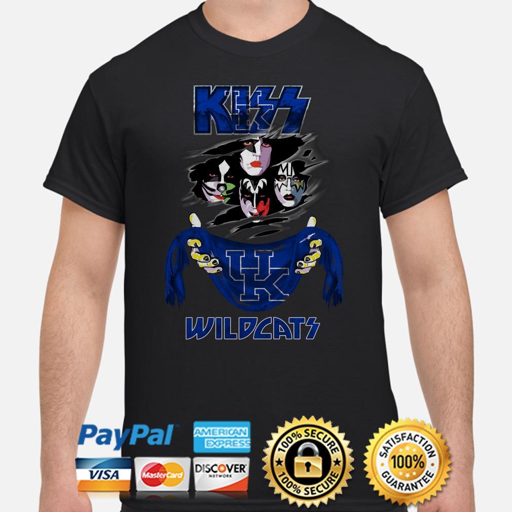Kiss Arizona Wildcats Shirt