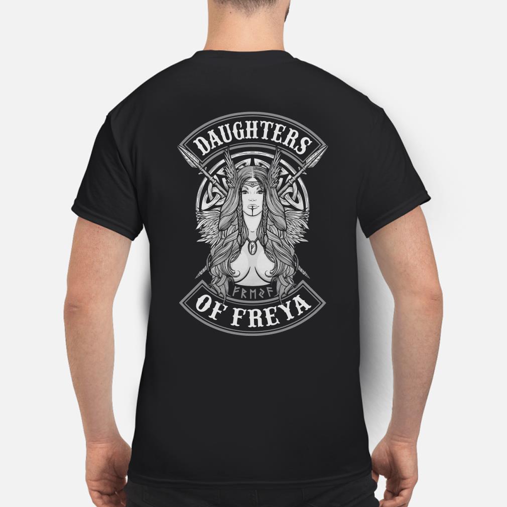 Daughters of Freya shirt