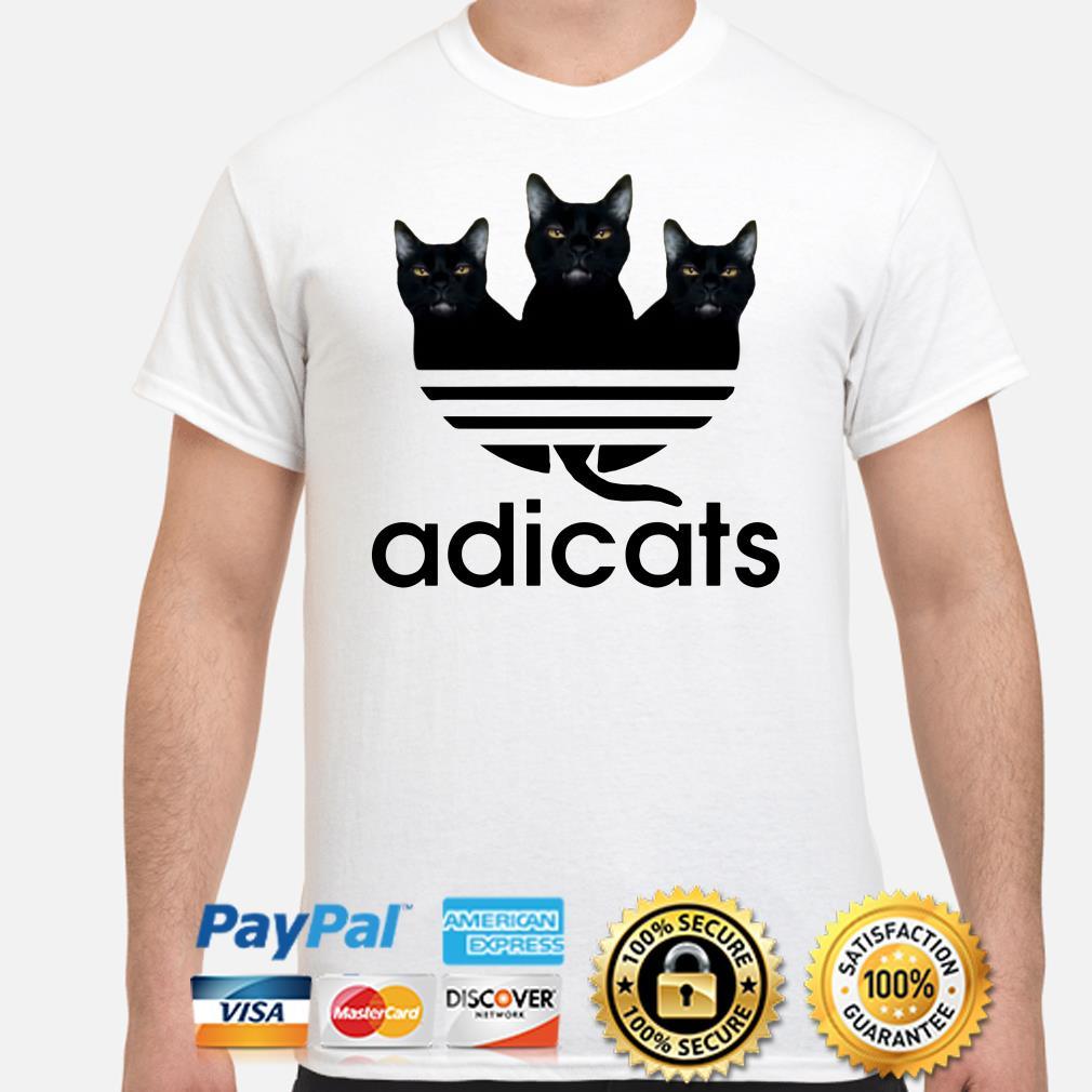 Cats Adidas Adicats shirt