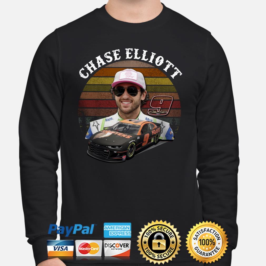 9 Chase Elliott vintage Sweater