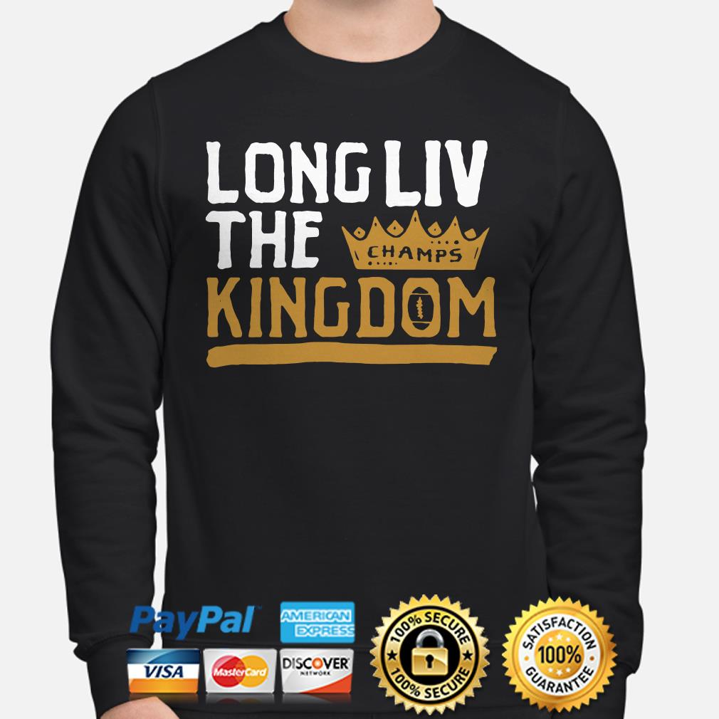 Champs Long Liv The Kingdom Sweater