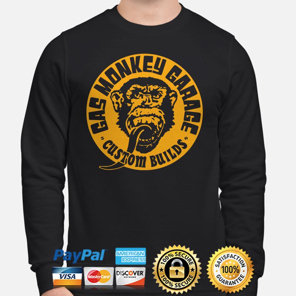 Gas Monkey garage custom builds Sweater