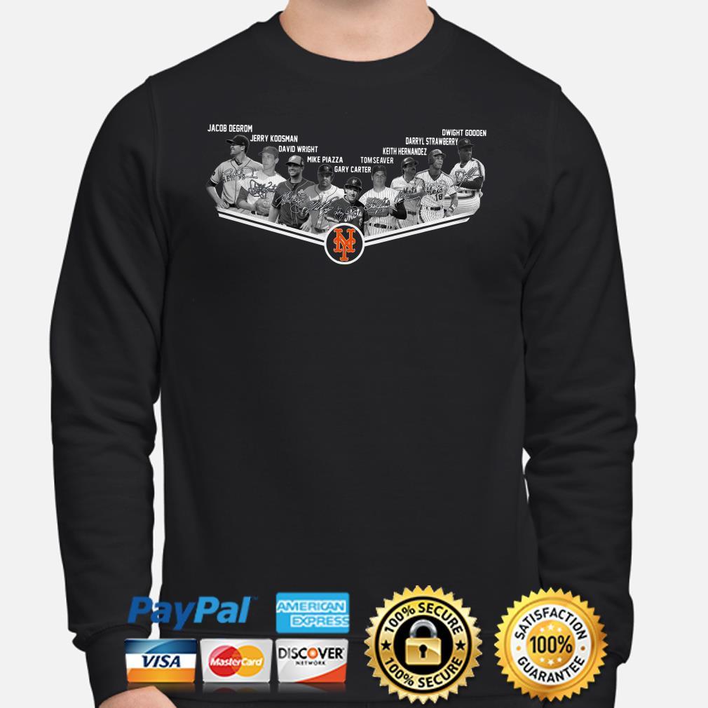 New York Mets Legends signature Sweater
