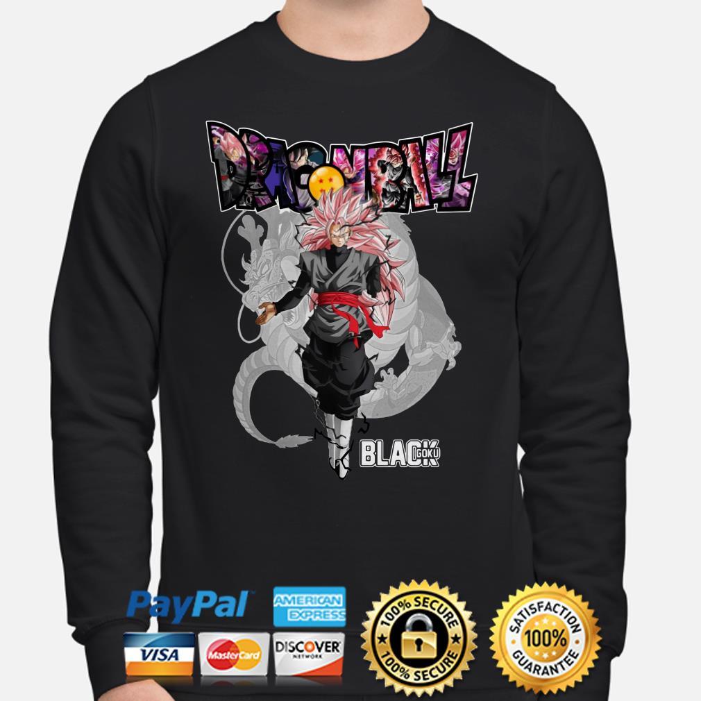 Dragonball Black Goku Sweater