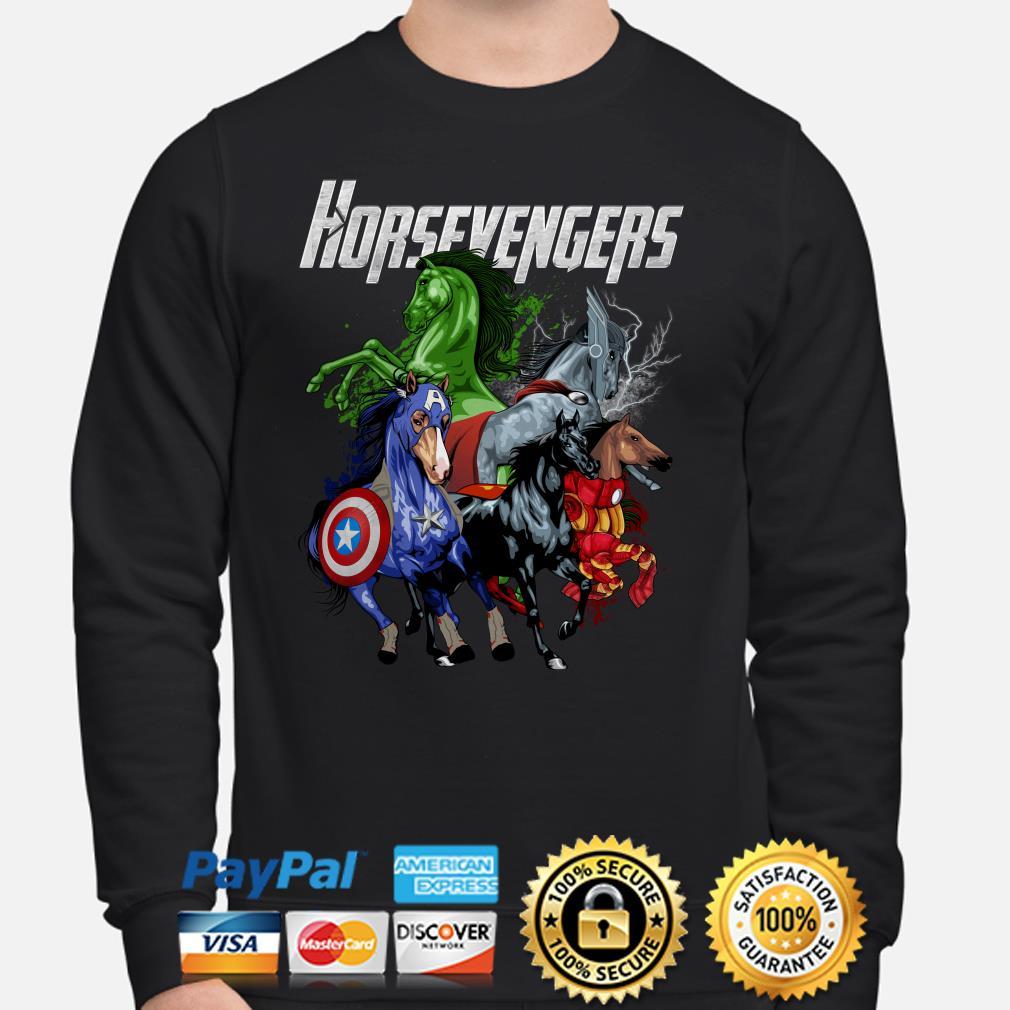 Marvel Avengers Horsevengers Sweater