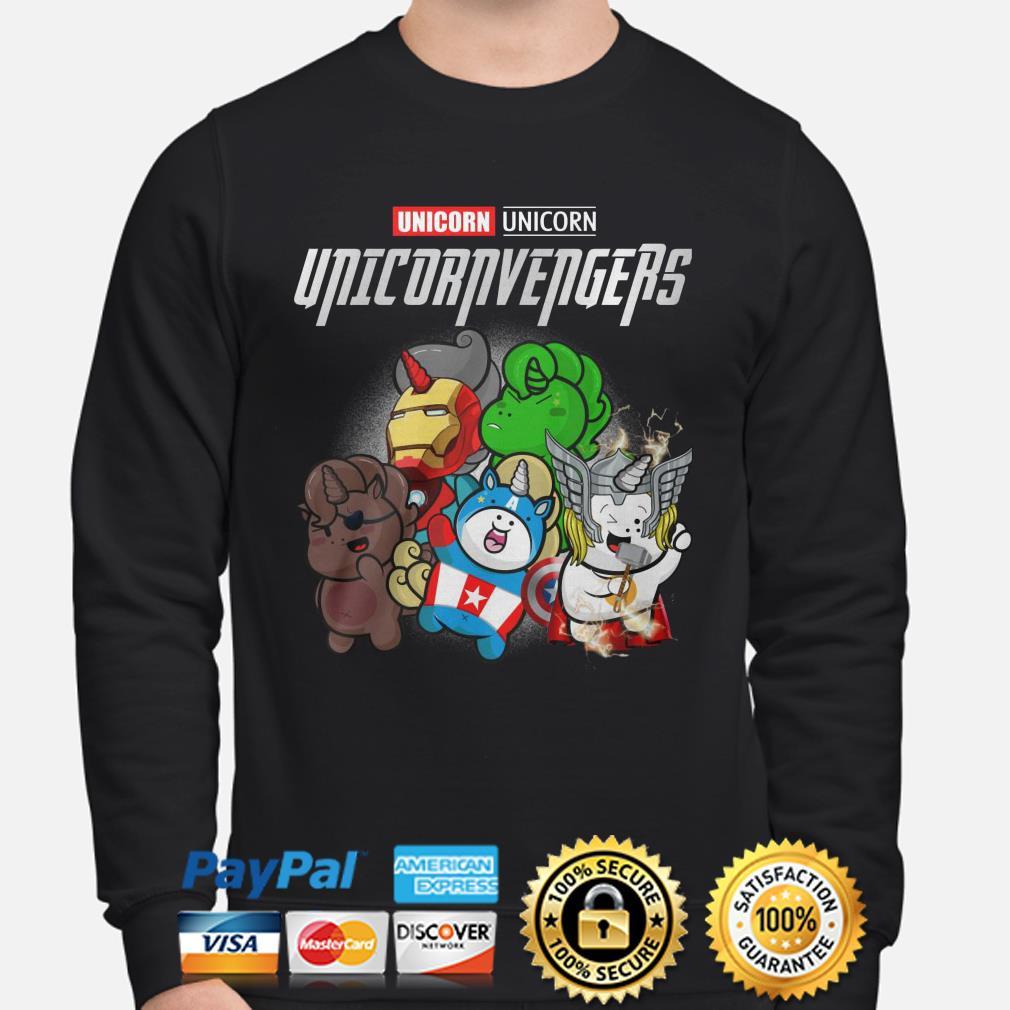 Marvel Avengers Unicorn Unicornvengers Sweater