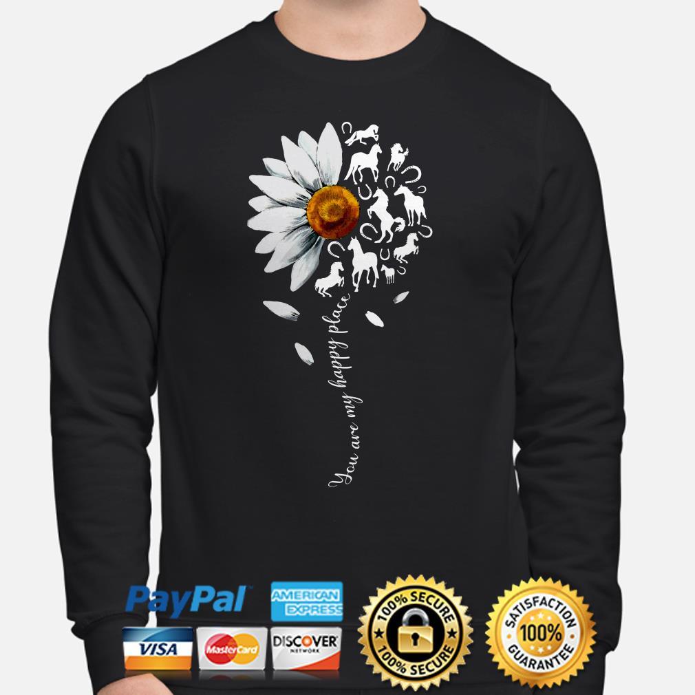 Sunflower Horses you are my sunshine Sweater
