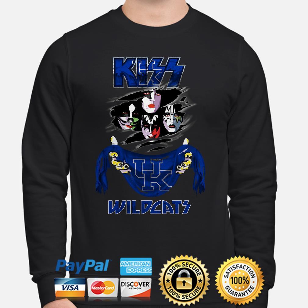 Kiss Arizona Wildcats Sweater