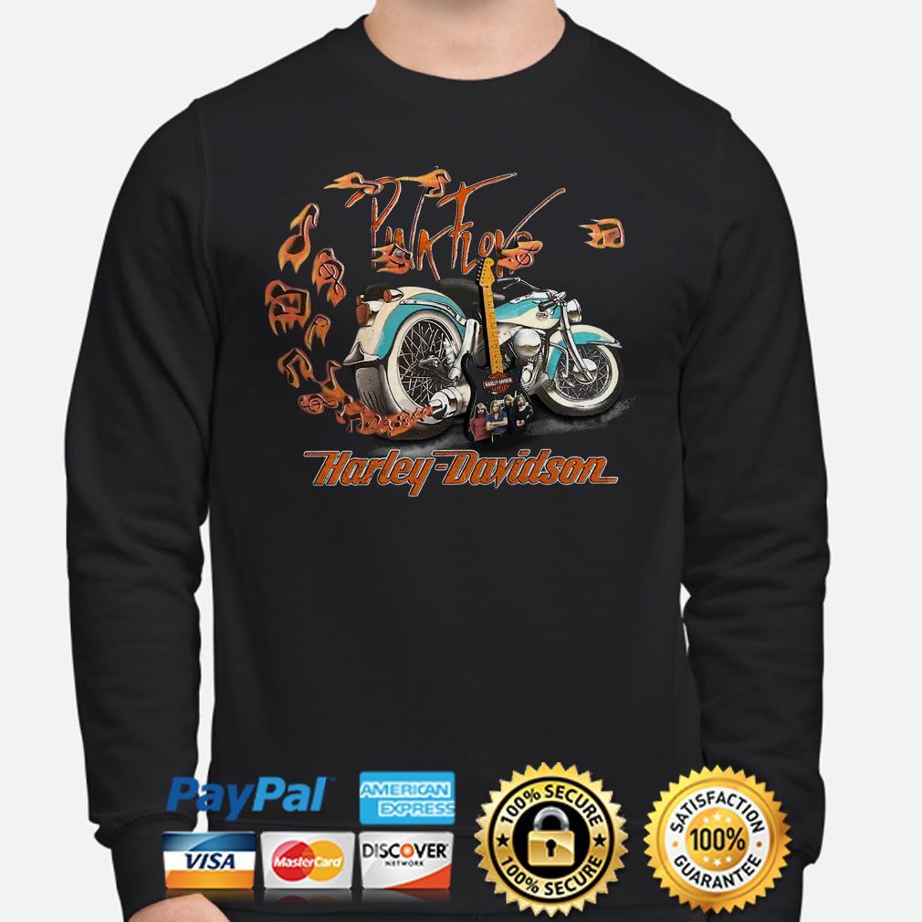 Motor guitar Pink Floyd Harley Davidson Sweater