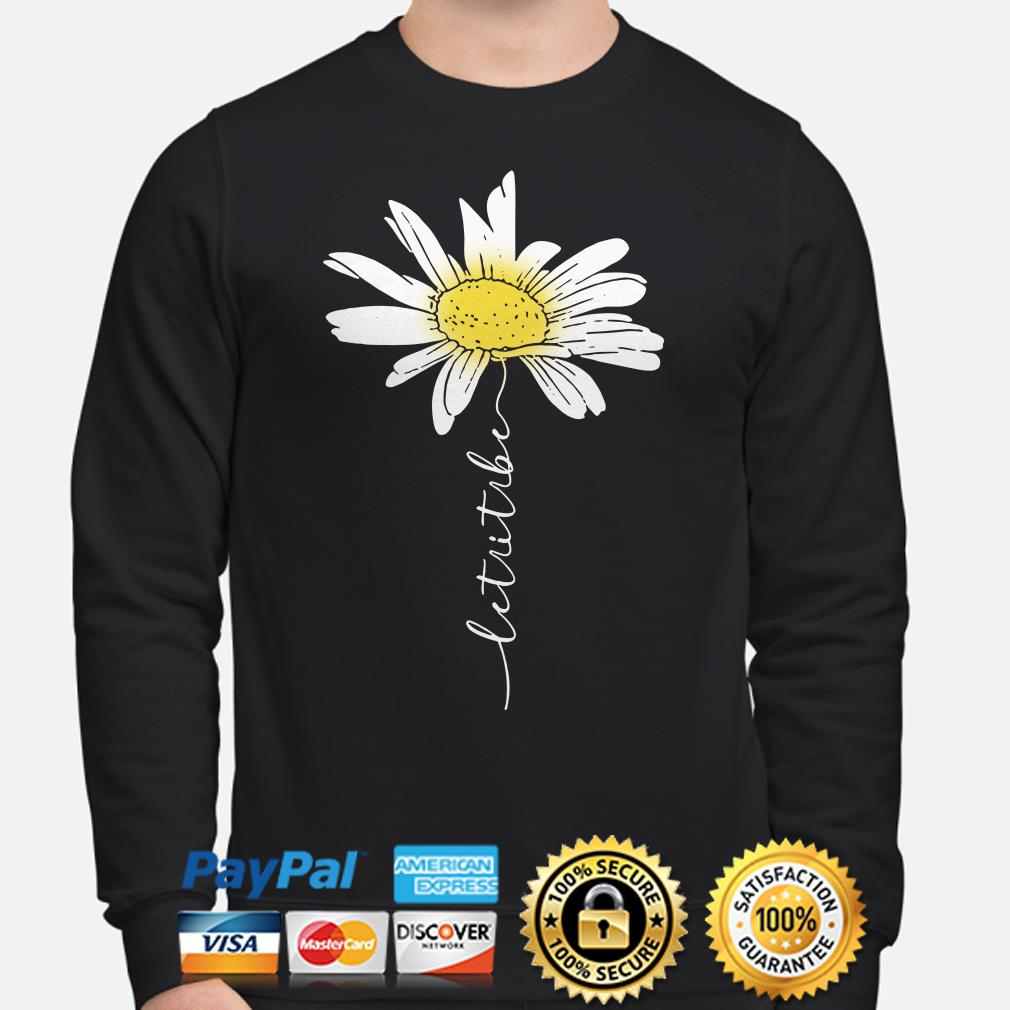Sunflower let it be Sweater