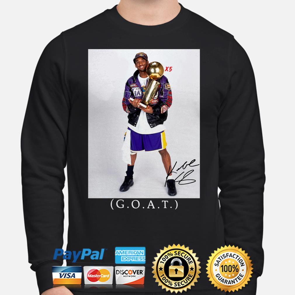 Kobe Bryant Goat X5 Sweater