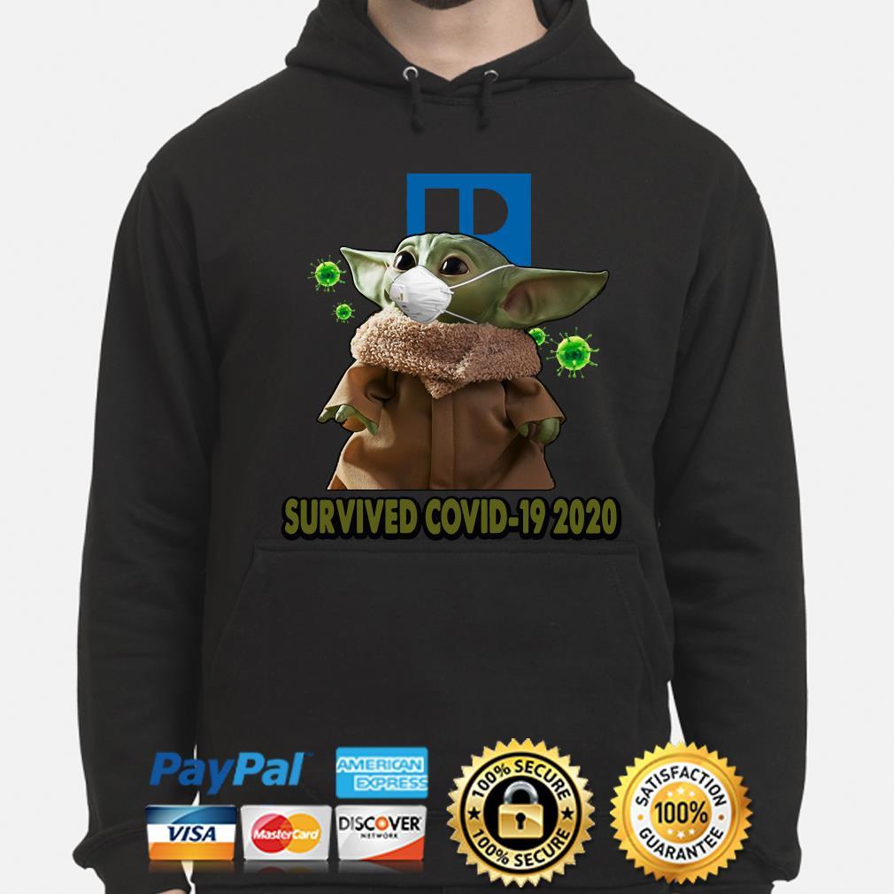 Baby Yoda Realtors Survived Covid-19 2020 s hoodie