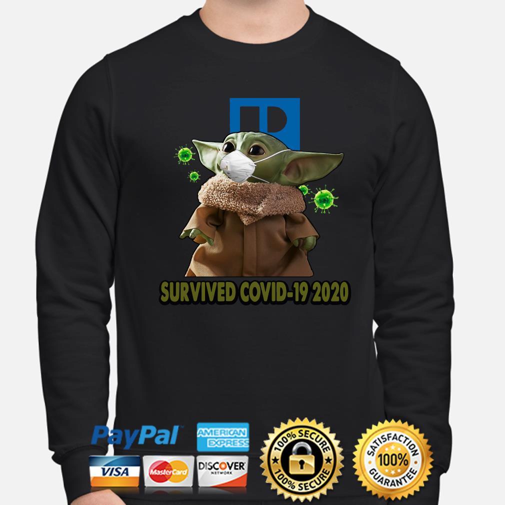 Baby Yoda Realtors Survived Covid-19 2020 s sweater