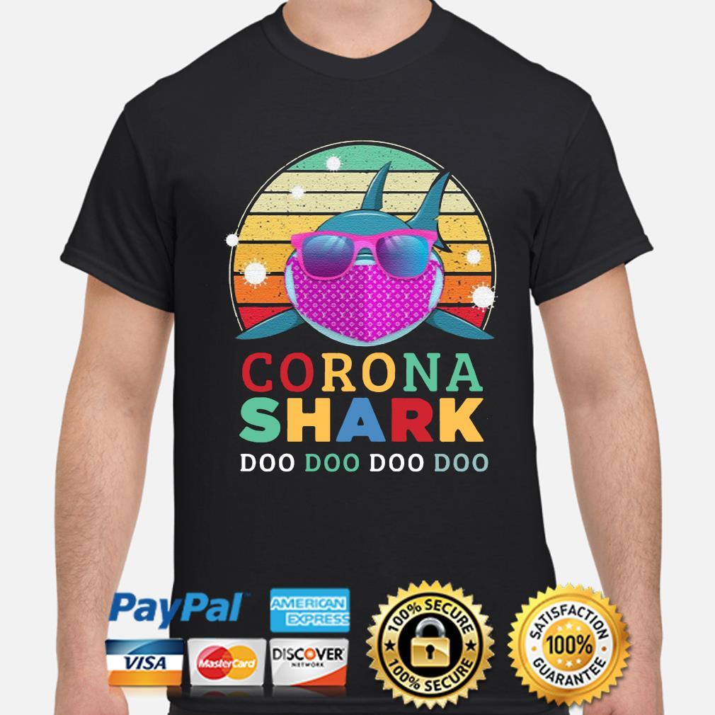 Corona shark doo doo doo vintage shirt